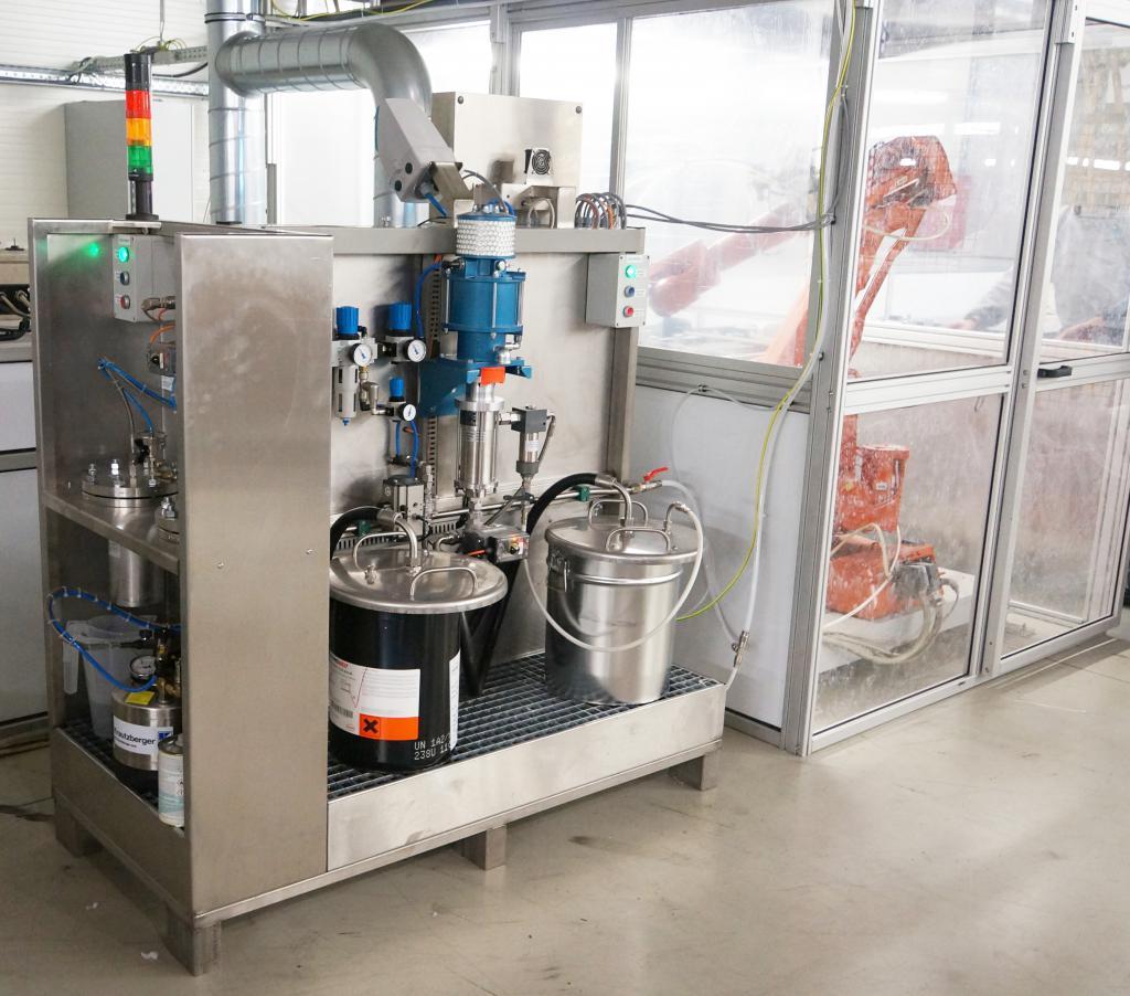 2 komponenten kleber misch-und dosieranlagen   linz oberflächentechnik