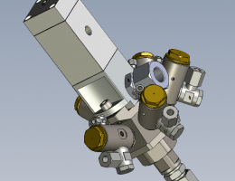 Mischkopf MB_10  max. 7 Komponenten